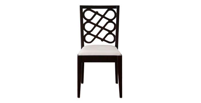 Comsa เก้าอี้ทานอาหาร สีเวงเก้ ขนาด 45 ซ.ม. สไตล์โมเดิร์น