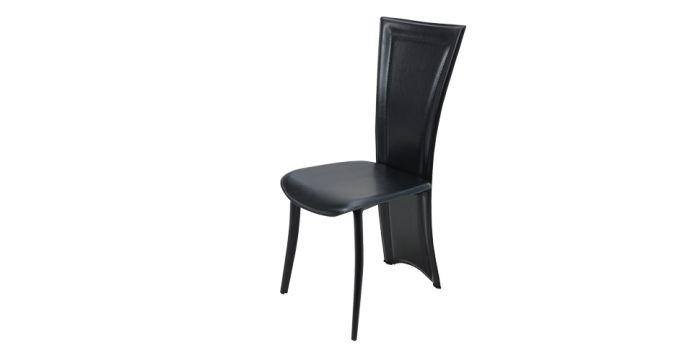 dining chair sb furniture. yepa modern black dining chair 43 cm. wide sb furniture n