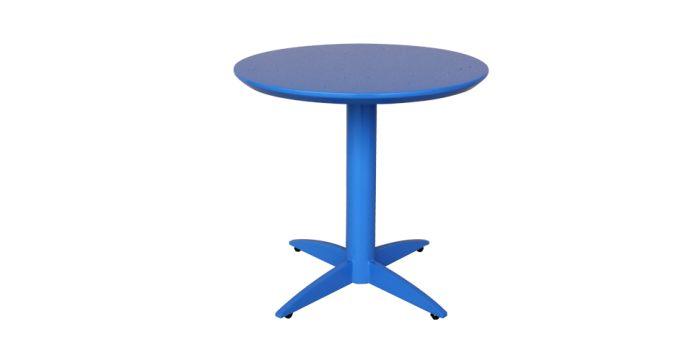 Uday โต๊ะข้าง สีน้ำเงิน สไตล์โมเดิร์น