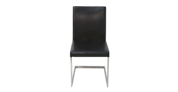Yevana เก้าอี้ทานอาหาร สีโครเมียม ขนาด 45 ซ.ม. สไตล์โมเดิร์น