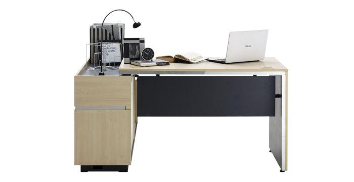 Buford โต๊ะทำงาน ขนาด 150 ซ.ม.