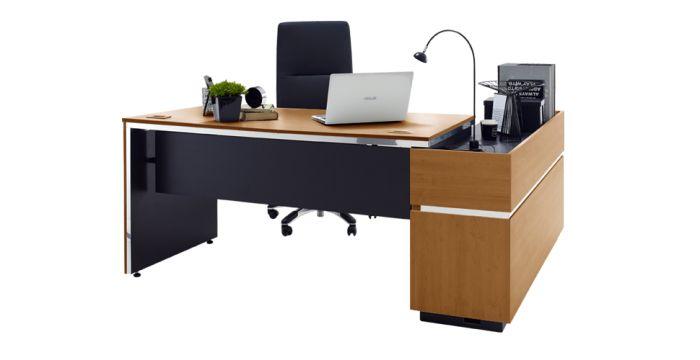 Buford โต๊ะทำงาน ขนาด 180 ซ.ม.