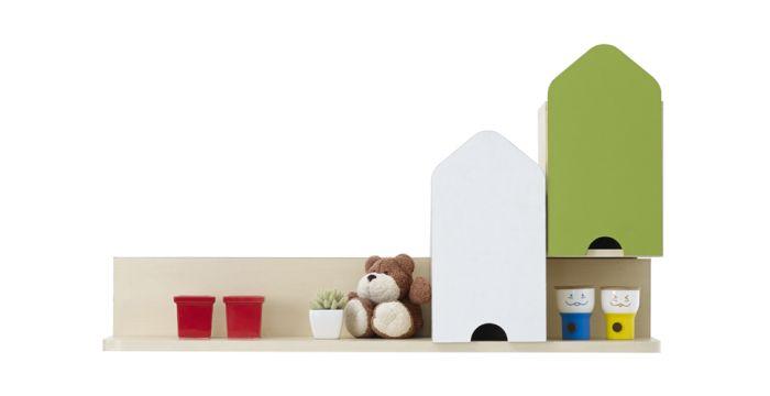 Arty ชุดห้องนอนเด็ก สีเมเปิ้ล สไตล์โมเดิร์น
