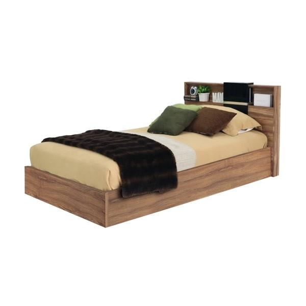 เตียง ขนาด 3.5 ฟุต รุ่น Rex
