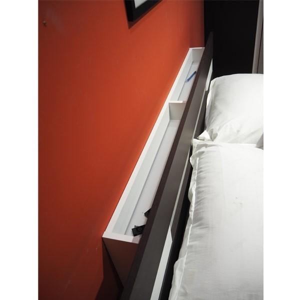 เตียง ขนาด 5 ฟุต รุ่น Harper