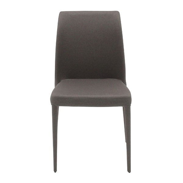 เก้าอี้เหล็กเบาะผ้า