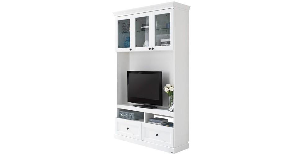ตู้โชว์+วางทีวี ขนาด  150 ซม.  รุ่น Melona