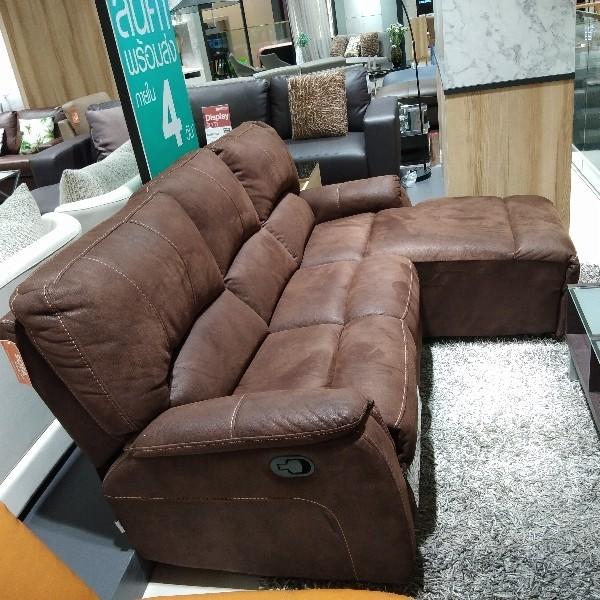 เก้าอี้พักผ่อนผ้าเข้ามุม รุ่น Maya
