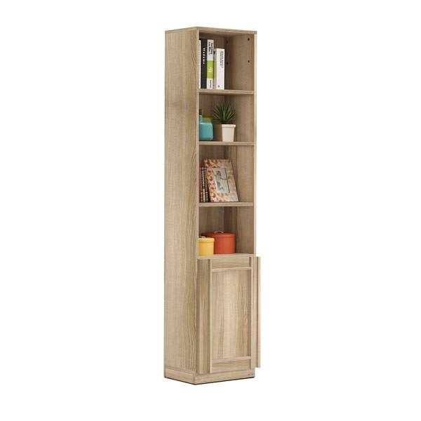 ชั้นวางซีดี/หนังสือ ขนาด 40 ซม.  รุ่น Lybrary