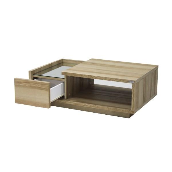 โต๊ะกลาง ไม้ล้วน ขนาด 100 ซม. รุ่น Penny