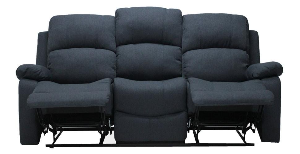 Mastien เก้าอี้พักผ่อน 3 ที่นั่ง GREY