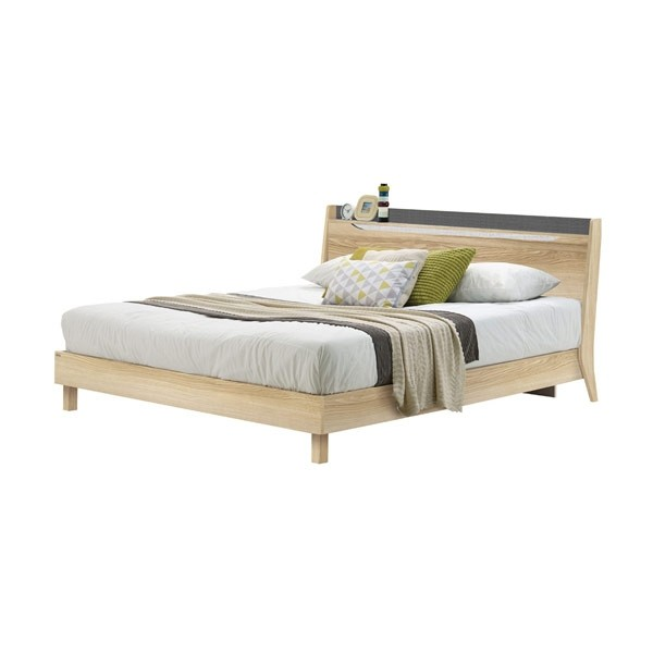 เตียง ขนาด 5 ฟุต รุ่น Brayden