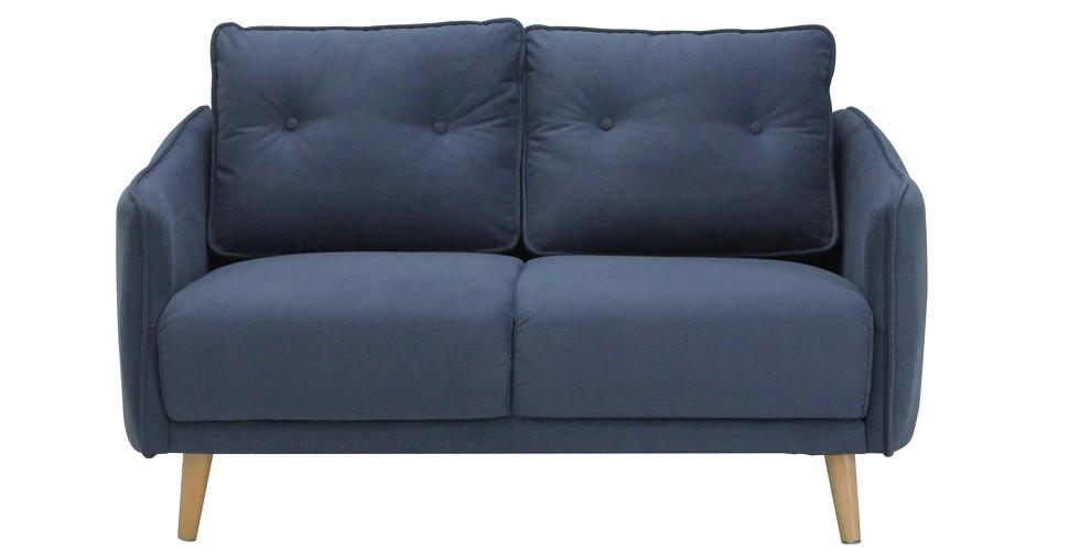 Logan โซฟา 2 ที่นั่ง BLUE