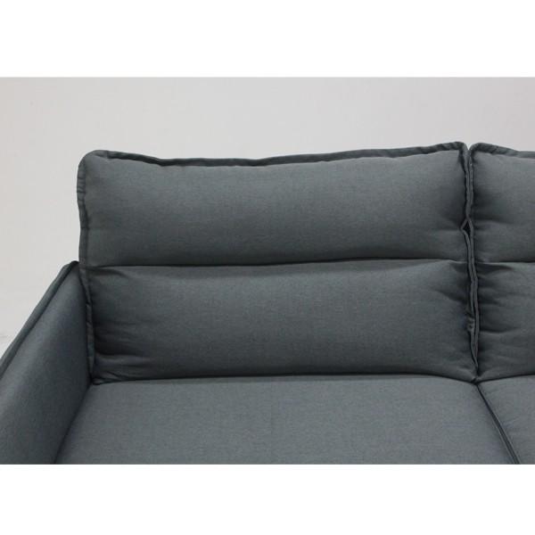โซฟาผ้า เข้ามุมขวา รุ่น Hiberno