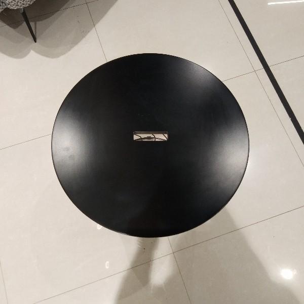 โต๊ะข้าง เหล็กท๊อปไม้ รุ่น Savoir