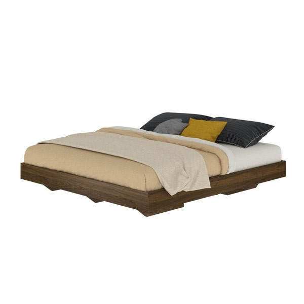 Blissey เตียง LEGATO WALNUT