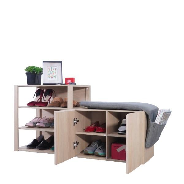 KC-PLAY ตู้รองเท้า ตู้เก็บของ
