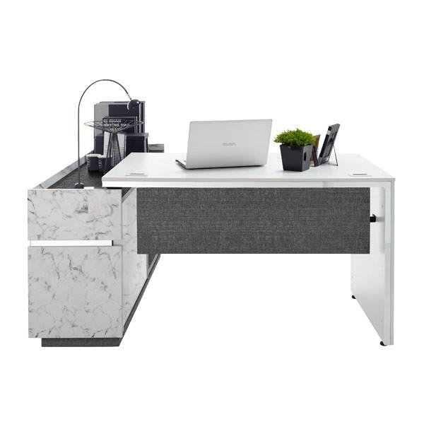 โต๊ะทำงาน ขนาด 150 ซม.  รุ่น Buford