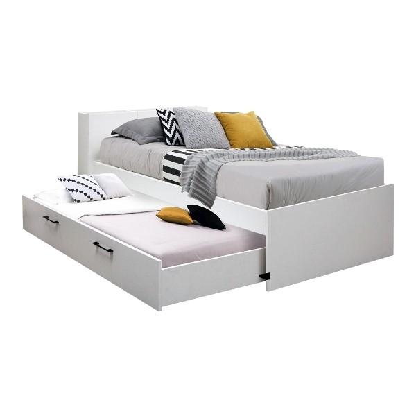 STUDEO/เตียง2ชั้นBW3.5'/ขาว