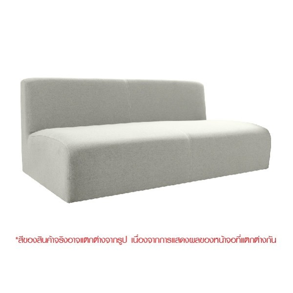 KC-PLAY/WIB-S/เบาะ2ที่นั่ง/ผ้าเทาอ่อน