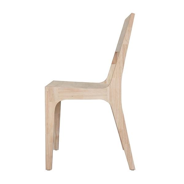 KC-PLAY/HARMO/เก้าอี้ไม้ยาง/ลินเบิร์ก