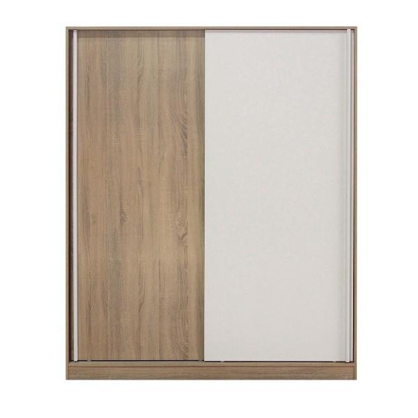 HAVIN/ตู้ผ้าWS160/โซลิด/ขาว