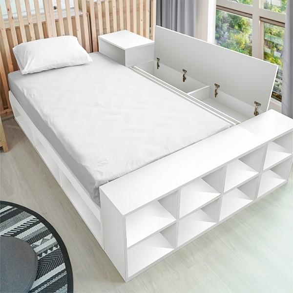KC-PLAY/FANTASY/เตียง3.5-B/ขาว