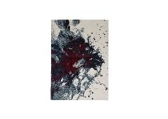 SBพรม#CYZ-812/160x230/ลายขาวแดง/JIY