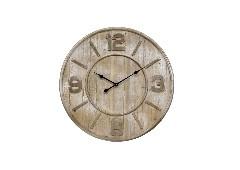 SBนาฬิกาแขวนผนัง#EA6309/MDF/น้ำตาล/EW