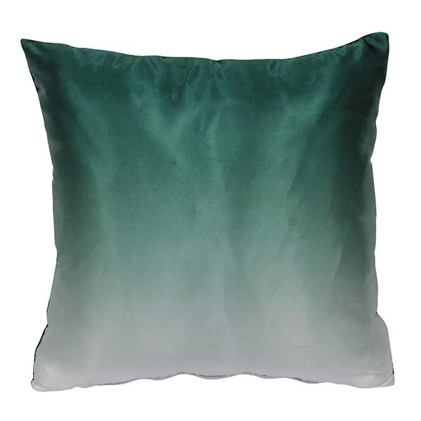 หมอนอิง45x45สีเขียวทูโทน/เขียว18-27