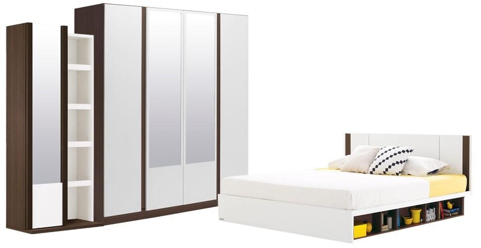 ชุดห้องนอน รุ่น Patinal