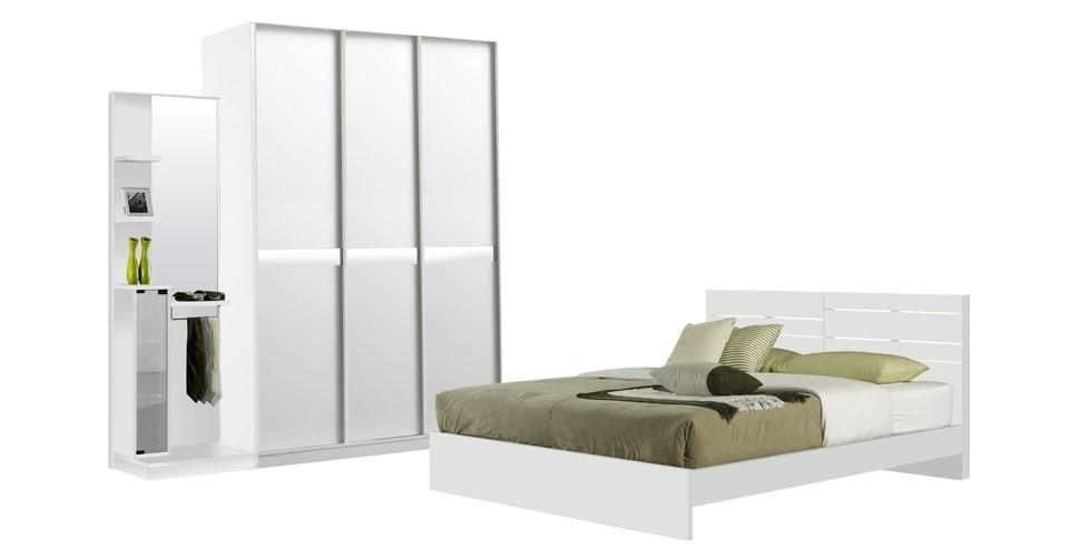 ชุดห้องนอน ขนาด  240 ฟุต รุ่น Meudon