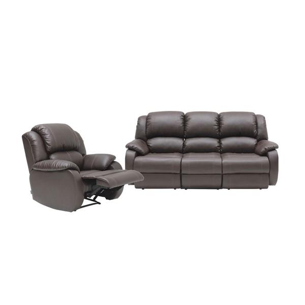 เก้าอี้พักผ่อนหนังสังเคราะห์ ขนาด1.9 - 2.2  ซม. รุ่น Banaris