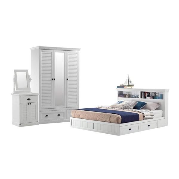ชุดห้องนอนขนาด 6 ฟุต
