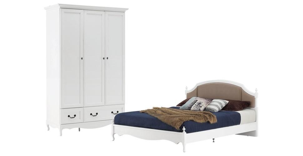ชุดห้องนอน ขนาด 6 ฟุต รุ่น Kleez