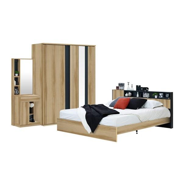 ชุดห้องนอน ขนาด 6 ฟุต รุ่น Diago