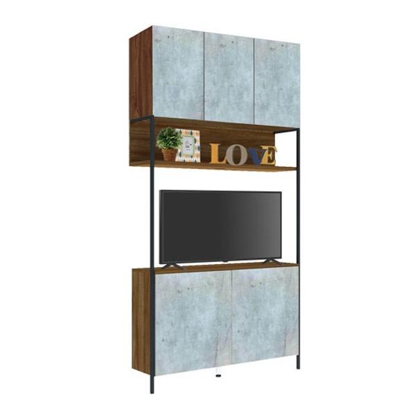 ชุดวางทีวี ขนาด 120 ซม. รุ่น Bricko