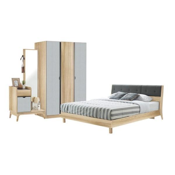 ชุดห้องนอนขนาด 5 ฟุต