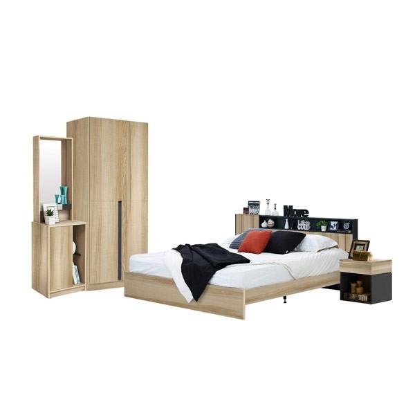 ชุดห้องนอน ขนาด 5 ฟุต รุ่น Diago