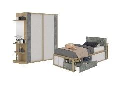 ชุดห้องนอนขนาด 3.5 ฟุต