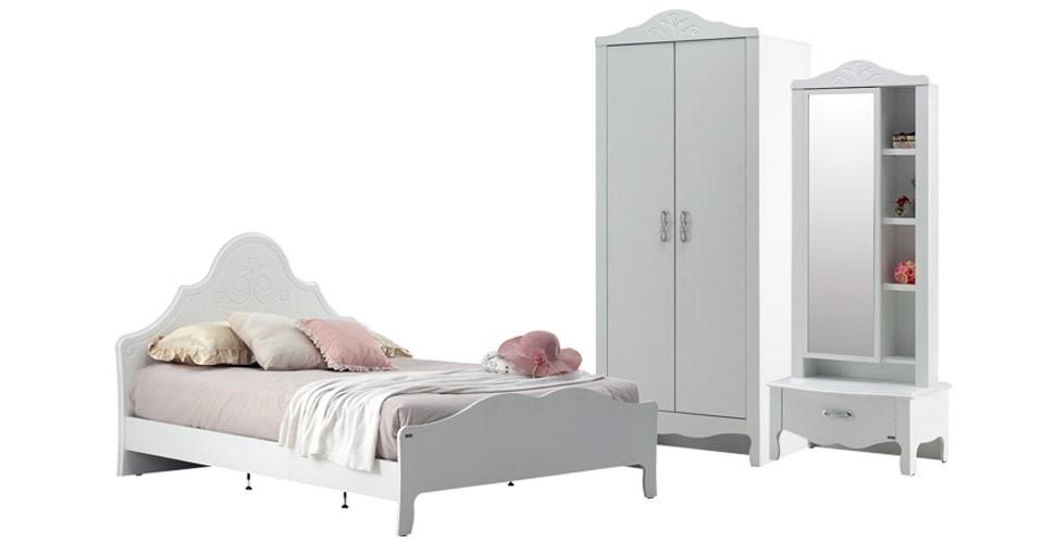 ชุดห้องนอน ขนาด 6 ฟุต รุ่น Renesme