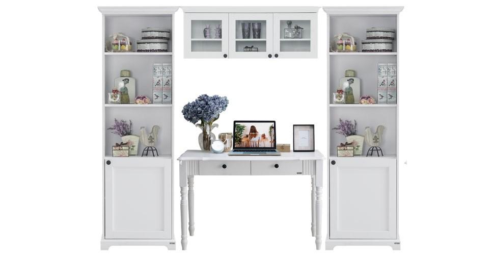 Pheona โต๊ะทำงาน WHITE