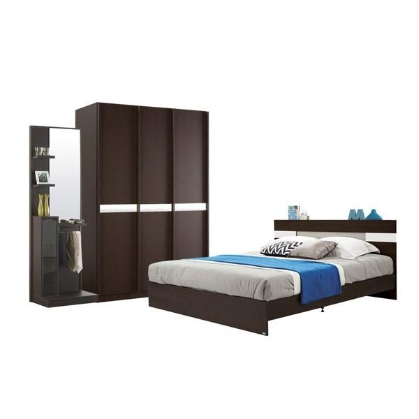 Harper ชุดห้องนอน WENGE Modern