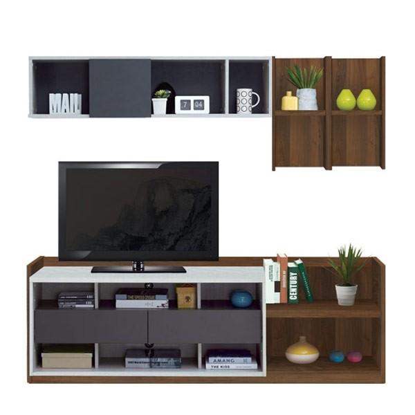ชุดวางทีวี ขนาด 180 ซม. รุ่น Hezzen