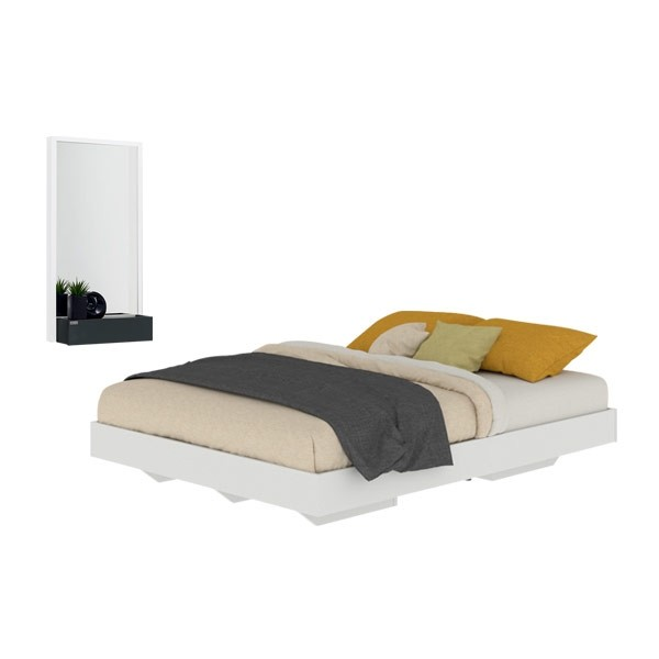 ชุดห้องนอน ขนาด 5 ฟุต รุ่น Blissey
