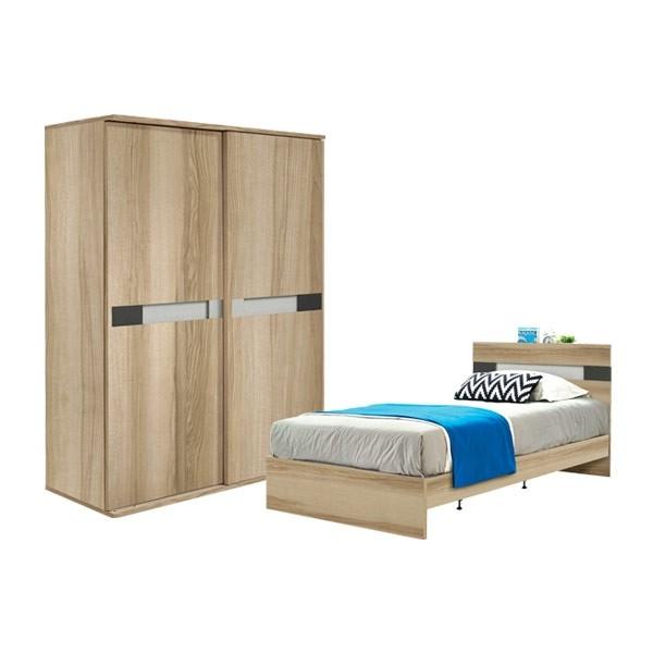 Bedroom/Harper3.5'&WSE160/Lindberg Oak