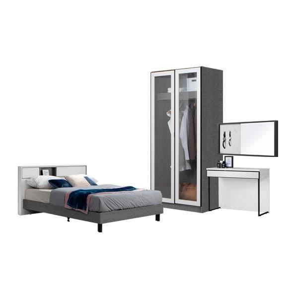 Bedroom/Paris5'&WE90/White Linen