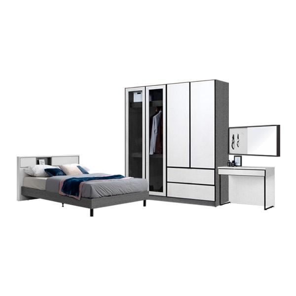 Bedroom/Paris6'&WE180/White Linen