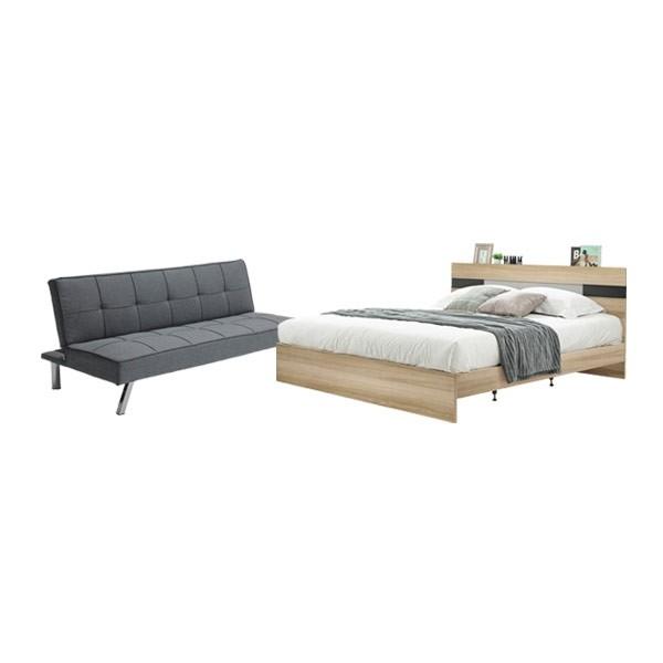 Bedroom/Harper5'&Loder-Khiki/Lindberg