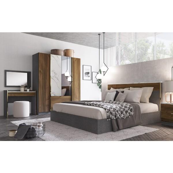 Bedroom/Broadway5'&WE160/Glinen-LGT-CRCT